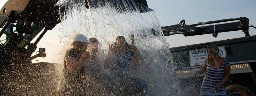 Epic Ice Bucket Challenge