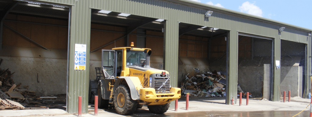 Commercial Recycling - recycling centre & local tip