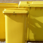 Clinical Waste Disposal at Canford Recycling Centre