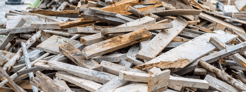 Wood waste to be tipped