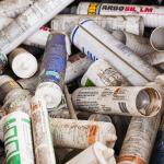 Sealant tube disposal