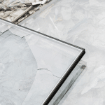 Plate glass disposal