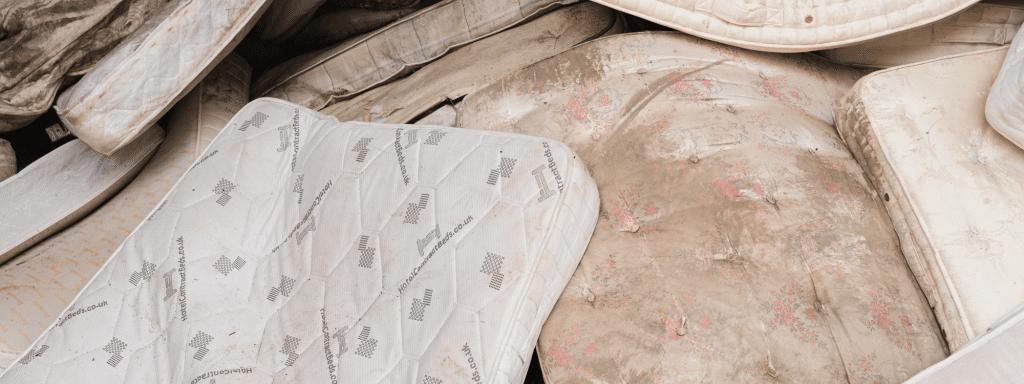 Mattress disposal and recycling